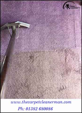 cleaning bedroom carpets