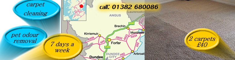 carpet cleaning offers in brechin