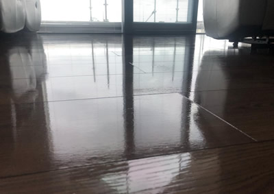 karndean floor cleaning in dundee and angus