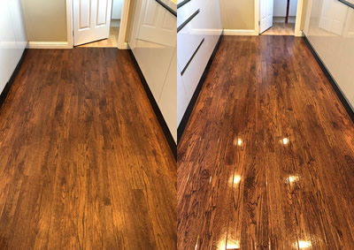 cleaning karndean flooring in dundee and angus