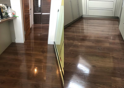 karndean floor cleaning services in dundee and angus