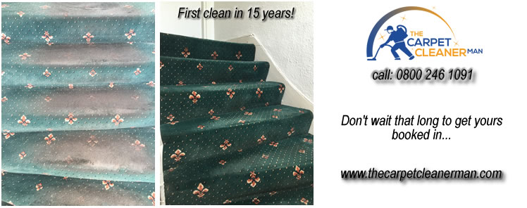 carpet cleaning service St Andrews