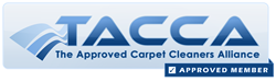 member of the approved carpet cleaners alliance